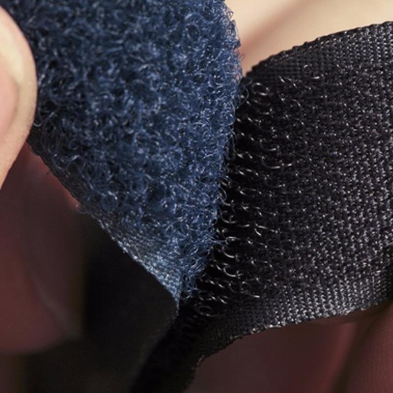 鸿益 厂家直销 细软勾魔术贴 供应细软勾 魔术贴 医疗护具软勾粘扣带 刺毛贴 车缝用品