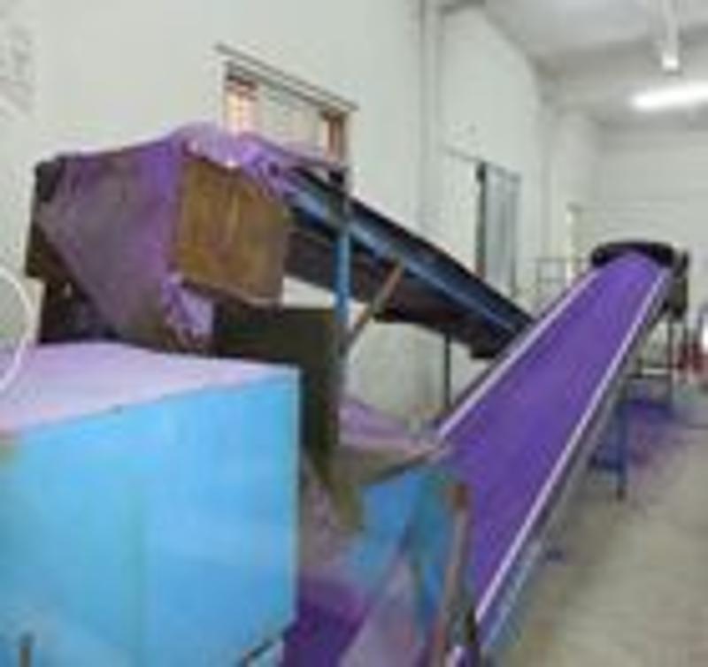 全自动输送带衣架浸塑设备自动浸塑机衣架浸塑机器涂装机械设备