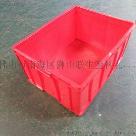 联生塑料 B特#箱 空调配件专用周转箱 塑料箱 全新PE料