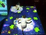 室內互動投影滑梯系統