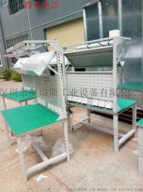 厂家定做不锈钢重型工作台,尺寸可定做