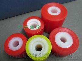 雙邊機靠輪 紅色靠輪 磨邊機靠輪 玻璃機械配件
