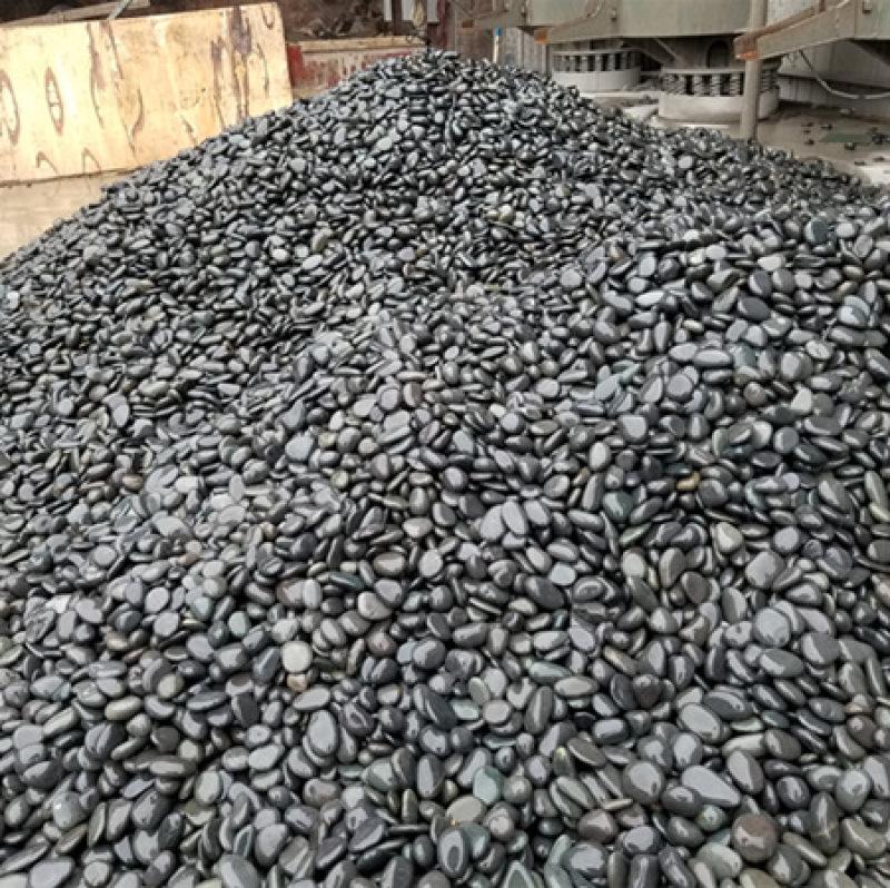 黑色鹅卵石_重庆黑色鹅卵石价格_到渝荣顺矿产!