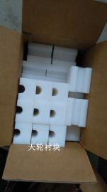 矿用提**轮 绳轮 进口 衬垫耐磨材质备件生产厂家