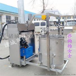 200L蓝莓水果酵素液过滤提取收汁压榨机