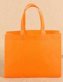 厂家无纺布袋加工环保彩印购物袋可无纺布广告袋定做
