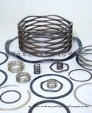 供应各种规格美国进口波形弹簧、弹性挡圈