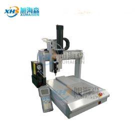点胶机 自动点胶机 全自动硅胶热熔点胶机设备定做多功能智能平台