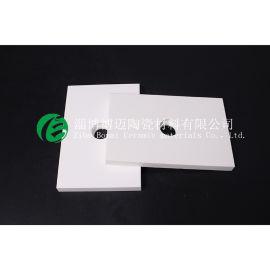耐磨陶瓷衬板 高硬度高铝设备内衬