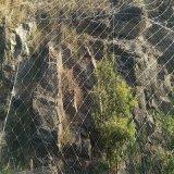 山體噴土綠化網-山體綠化防護網-山體噴土防護網
