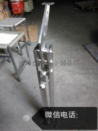 西安定做304不锈钢立柱不锈钢立柱异型装饰造型件