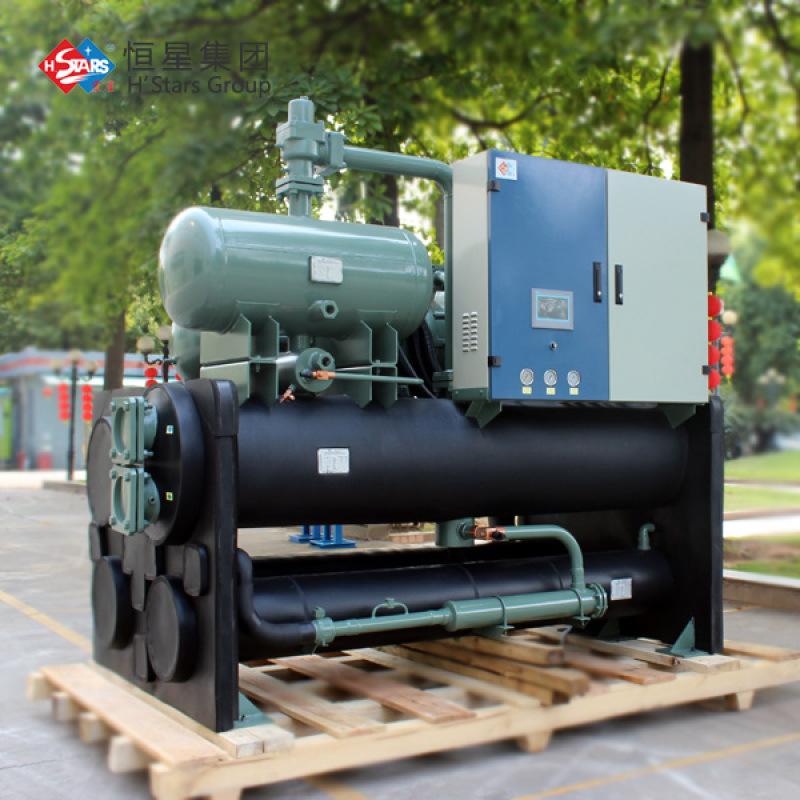 宏星高温热水机组,85度热水机组