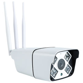 自带wifi的无线监控摄像头