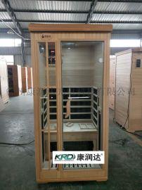 康润达进口铁杉电气石单人汗蒸房KRD-S801
