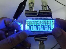 訂制儀表用LCD液晶屏TN半透配套背光源