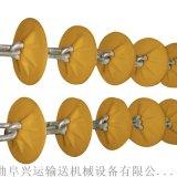 特价管链输送机专业生产 石英砂灌仓垂直管链机