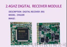 低成本高性能数字音视频收发器