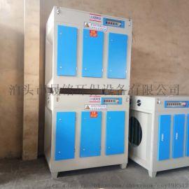 工业空气净化器 光氧催化废气处理设备 光氧净化器