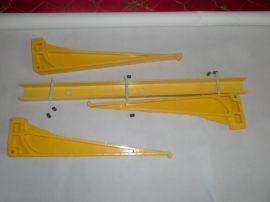 电缆井支架 玻璃钢复合材料支架 模压电缆支架环保