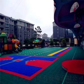 滁州市籃球場 懸浮地板廠家