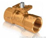 REGIN品牌BV215二通调节阀门暖通水系统