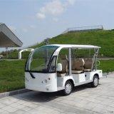 载客电动观光车 8座旅游观光车