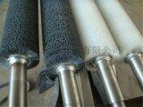 金屬工件電鍍塗裝前處理研磨刷-江南刷業