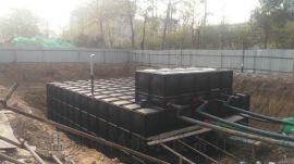 地埋式箱泵一体化消防恒压给水设备盐城金泽厂家