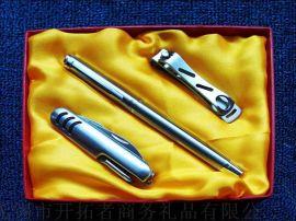 不锈钢多功能小刀 精致五金小礼品 户外野营工具