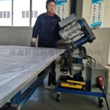 山东济宁钢结构箱型柱自动行走坡口机GMMA-80A