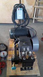 3D-SY750电动试压泵, 大流量电动打压泵
