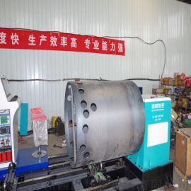 厂家专业生产相贯线数控等离子切割机 电动管道切割机