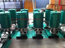 (启东德力蒙)新式DDB电动润滑泵,DDB多点干油泵、多点油脂泵