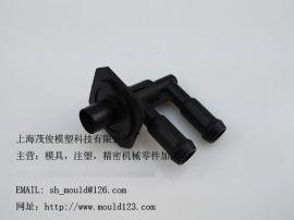 PPS塑料三通管件模具