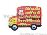 廠家直銷益智玩具卡車晨檢板22802
