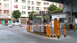 广州天河区商务大厦、宾馆地下室停车场管理系统