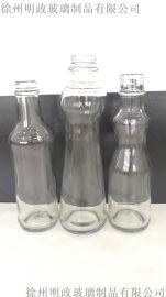 220ml麻油藤椒油瓶子100ml芝麻油瓶500ml耗油玻璃瓶