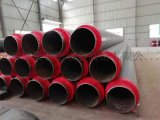 聚乙烯聚氨酯預製直埋保溫管道