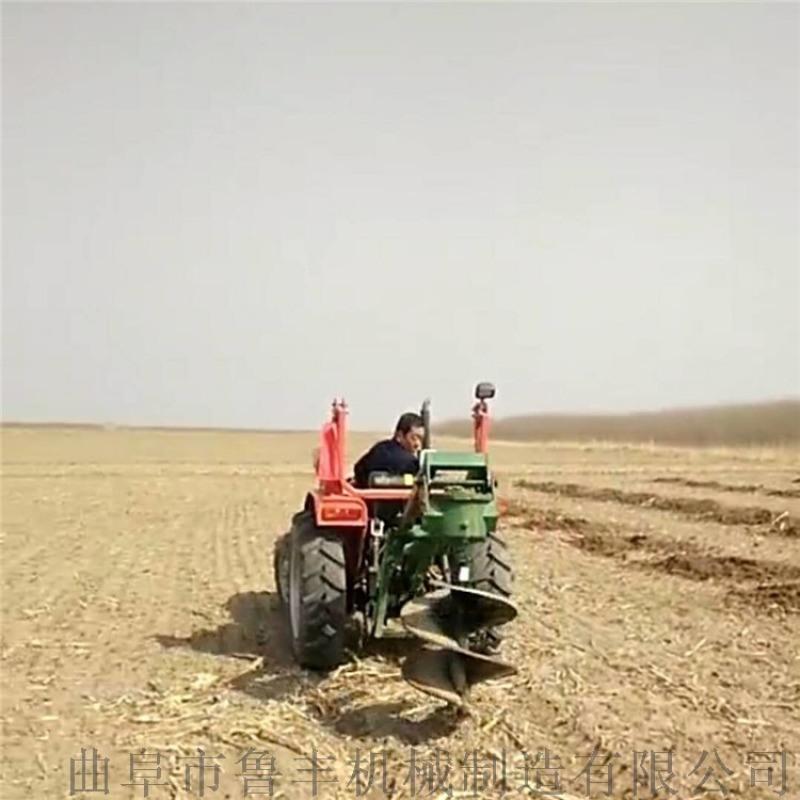 深度3米电线杆挖坑机 小型农用栽树挖坑机