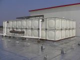 玻璃钢整体水箱不锈钢组合式水箱定做