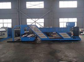 恒瑞克编织袋生产线机械设备**塑料扁丝拉丝机