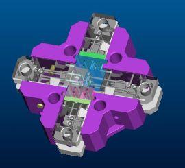 锌合金压铸模具(多轴压铸机)