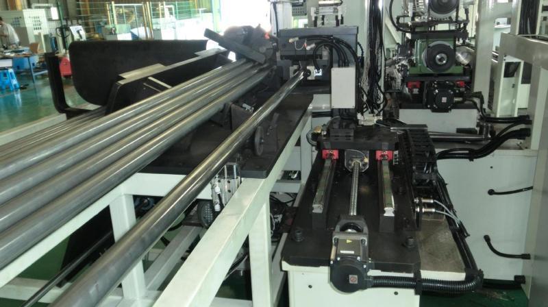 全自动旋切机, 无屑切管, 金属圆管切割机