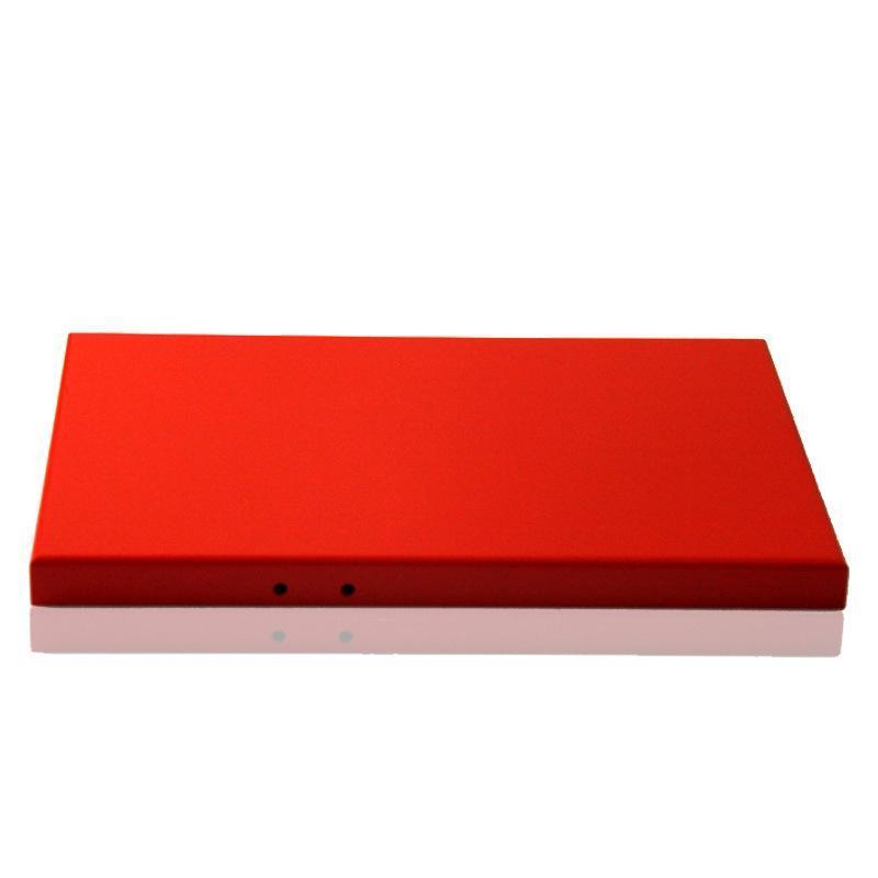 厂家直销铝单板装饰规格300X300氟碳铝单板定制