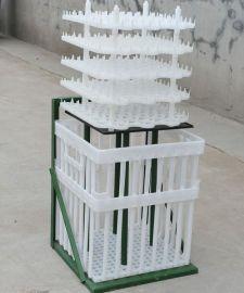 塑料周转灵活用种蛋周转筐鸡蛋篓天仕利