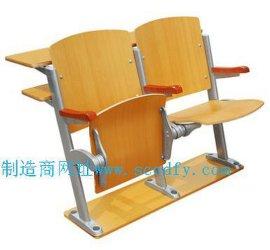 多媒体教室课桌椅,阶梯教室座椅,阶梯教室连排椅