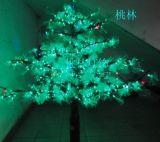 桃林LED树灯24V低压--5D106光纤圣诞树灯