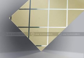 吊顶半成品 铝板 氧化铝板