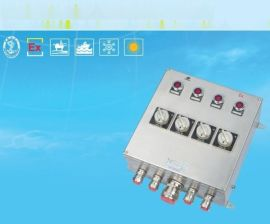不锈钢箱BXM(D)8061防爆防腐照明配电箱