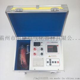 承装承修承试变压器直流电阻测试仪DC:≥10A